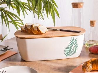 Chlebak bambusowy altom design organic 35 x 20 x 13,5 cm