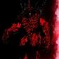 Blizzardverse stencils - diablo, the lord of terror, diablo - plakat wymiar do wyboru: 61x91,5 cm