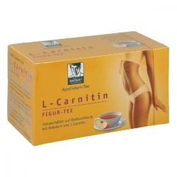 Baders aktiv tee l-carnitin herbata w saszetkach
