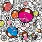 Fototapeta vector kokeshi dolls