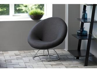 Fotel gasso ciemnoszary nowoczesny