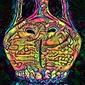 Psychoskulls, yoshi, mario nintendo - plakat wymiar do wyboru: 20x30 cm