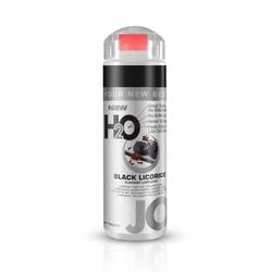 Sexshop - lubrykant smakowy - system jo h2o lubricant red licorice 150ml czerwona lukrecja - online