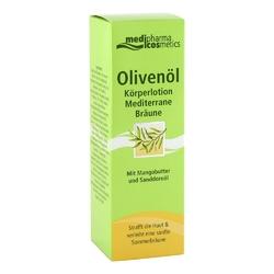 Olivenoel balsam do ciała śródziemnomorska opalenizna
