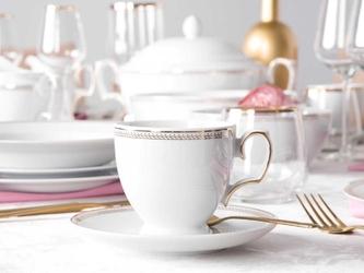 Zestaw kawowy dla 6 osób porcelana mariapaula promise 12 elementów