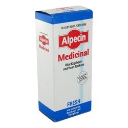 Alpecin med. fresh tonik do przetłuszczającej się skóry głowy
