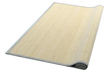 Mata bambusowa, dywanik bambusowy 160 x 230 cm w kolorze naturalnym
