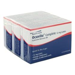 Ocuvite complete 12 mg lutein kapsułki