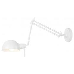 Its about romi :: lampa ścienna glasgow - biała