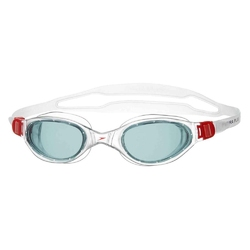 Okulary speedo futura plus red-smoke 8090093537
