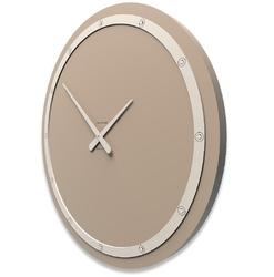 Zegar ścienny tiffany swarovski calleadesign caffelatte 10-211-14