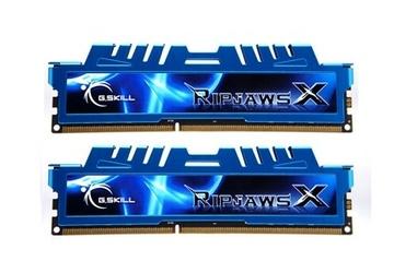G.SKILL DDR3 8GB 2x4GB RipjawsX 1600MHz CL7 XMP