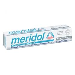 Meridol sanftes weiss zahnpasta