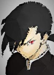 Polyamory - greed, fullmetal alchemist - plakat wymiar do wyboru: 70x100 cm