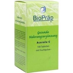 Acerola c tabletki do ssania