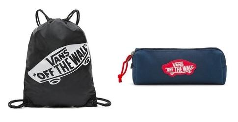 Worek torba vans benched bag + piórnik do szkoły - vn000suf158