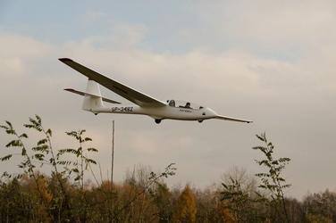 Lot szybowcem - toruń - lot vip