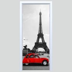 Fototapeta na drzwi Paryż 484a