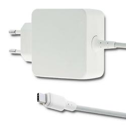 Qoltec Zasilacz sieciowy 45W 20V 2.25A USB-C Biały