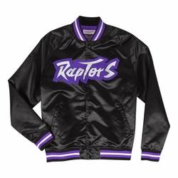 Kurtka Mitchell  Ness NBA Toronto Raptors Lightweight Satin - STJKMG18013-TRABLCK1 - Toronto Raptors