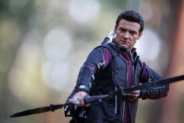 Avengers - czas ultrona - hawkeye - age of ultron - plakat wymiar do wyboru: 50x40 cm