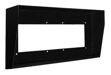 Laskomex da-2h czarna obudowa stalowa, natynkowa, dwu segmentowa pozioma - szybka dostawa lub możliwość odbioru w 39 miastach
