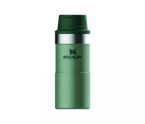 Kubek termiczny stanley 350 ml trigger action travel mug zielony