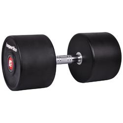 Hantla poliuretanowa profi 46 kg - insportline - 46 kg