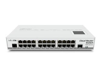 Mikrotik crs125-24g-1s-in 600 mhz 128mb l5 - szybka dostawa lub możliwość odbioru w 39 miastach