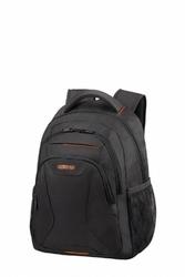 AMERICAN TOURISTER Plecak na laptopa AT WORK 13.3-14.1 czarno-pomarańczowy