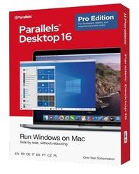 Corel parallels desktop 16 pro retail box 1yr eu