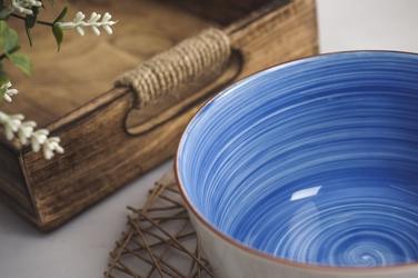 Krzysztof opty joy salaterka 14.5 cm niebieski