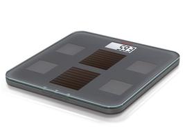 Elektroniczna waga łazienkowa solar fit