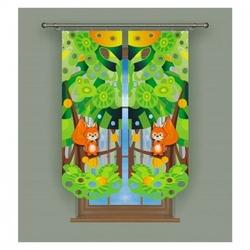 Panel wiewiórki 50 x 140 cm