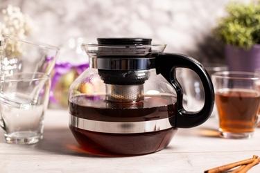 Dzbanek z zaparzaczem do herbaty szklany altom design sencha 1800 ml