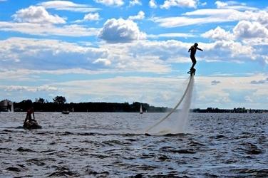 Flyboard - wrocław