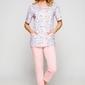 Regina 909 plus piżama damska