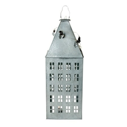 Domek ocynkowany latarnia 84cm walther  co