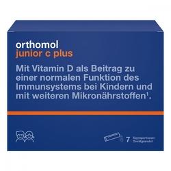 Orthomol junior c plus granulki na język