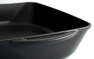 Brytfanna żeliwna emaliowana chasseur modern 3,3l czarna 3201-01