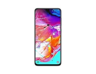 Samsung Smartfon GALAXY A70 DS 6128GB Czarny