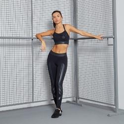 Zestaw fitness labellamafia fitness set black