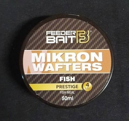 Dumbells feeder bait mikron wafters 4mm - fish