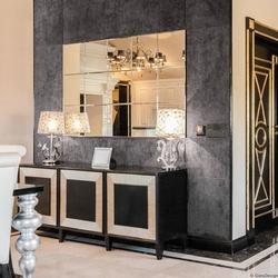 Gieradesign :: lustro dekoracyjne mira prostokątne 150x90 cm
