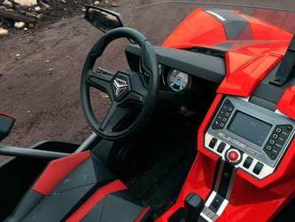Jazda polaris slingshot - kierowca - cała polska - 2 okrążenia
