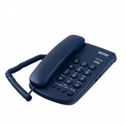 Mesmed Telefon stacjonarny Mescomp MT 508 Leon czarny