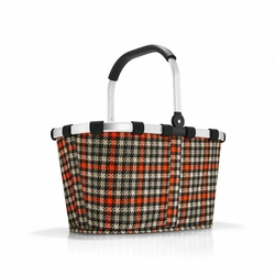 Koszyk na zakupy Reisenthel carrybag glencheck red - glencheck red
