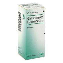 Heel gelsemium homaccord krople