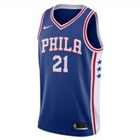 Koszulka młodzieżowa nike nba philadelphia 76ers joel embiid jersey - philadelphia