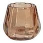 Be pure :: świecznik diamond różowy
